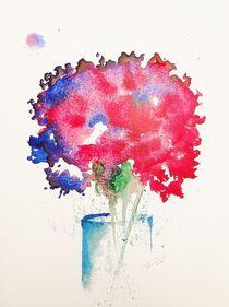 Blumen by Theodor Fischer