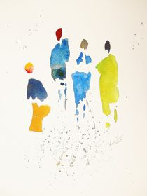 Menschen by Theodor Fischer