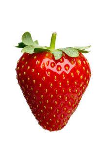 Erdbeere-einzeln