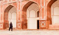 Humayun's Tomb in New Delhi. by Tom Hanslien