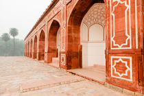 Humayun's Tomb in New Delhi. von Tom Hanslien