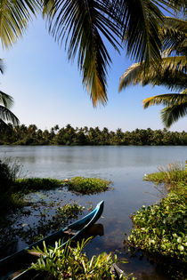 Kerela Backwaters. von Tom Hanslien