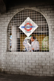 Darjeeling Railway Station. by Tom Hanslien