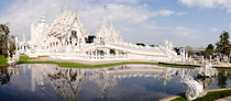 The White Temple, Chiang Rai. von Tom Hanslien