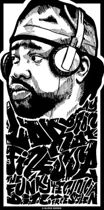 'Lord Finesse' by Aleks Skrok