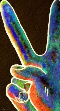 PEACE by eloiseart