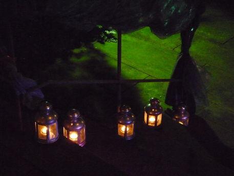 Laternen-in-der-nacht