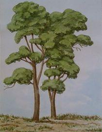 'Bäume sind wie Gedichte....' von Rena Rady