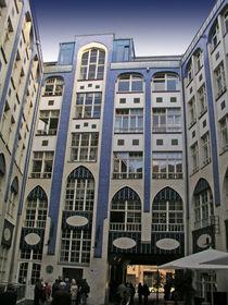 'Berlin - Fassade der Hackeschen Höfe' von Eva-Maria Di Bella