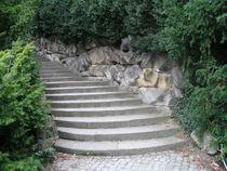 Treppe zum Glück - Stairway to Happiness von Eva-Maria Di Bella