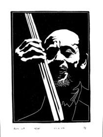 Bass ist von Peter Tschiche