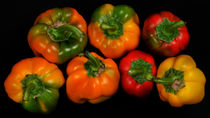 7 peppers 7 by Henrique Souto