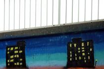 Brückenmalerei von Bastian  Kienitz