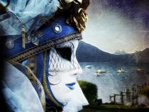 Venitian Carnival - La Dame du Lac by barbara orenya