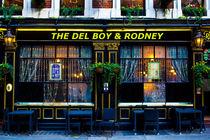 The Del Boy and Rodney Pub by David Pyatt