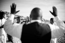 Beach Baptism 1 von Stephen Williams