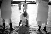 Beach Baptism 2 von Stephen Williams