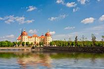 Schloss Moritzburg Dresden von Daniel Kühne