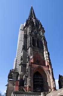 Mahnmal Kirche by fotolos
