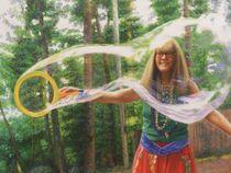Janets Bubbles by mik-goben