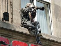 Kurios: Der Fotograf hat alles im Blick! The photograher von Eva-Maria Di Bella