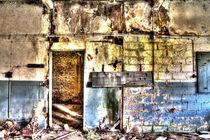 The door von Ralph Patzel