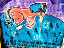 Buenos Aires Puking Pony von Alex Cascone