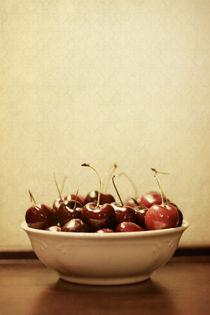 Bowl o' Cherries von Trish Mistric