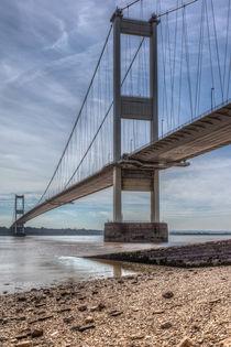 The Severn Bridge by David Tinsley