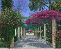 Cadiz Garden by Richard Harpum
