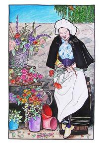 Flower Girl von Shannon Meyer