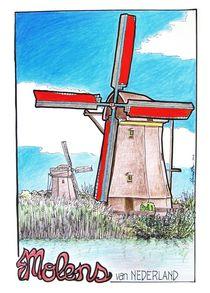 Molens van Nederland von Shannon Meyer