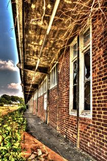 Am alten Güterbahnhof von Ralph Patzel
