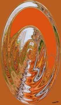 Shades of Orange von loredana messina