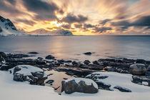 Golden Sunset by Moritz Wicklein