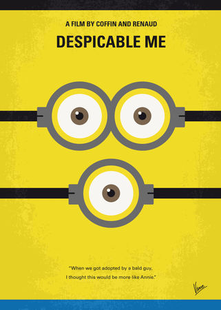 No213-my-despicable-me-minimal-movie-poster