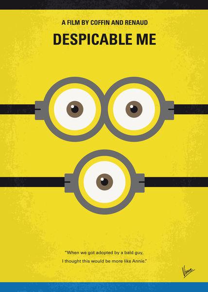 No213-my-despicable-me-minimal-movie-poster