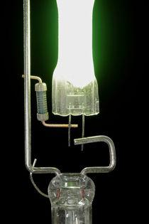 Brenner einer Hochdrucklampe by Daniel Kühne