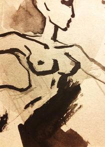 Naked dancer 2 by Dora Vukicevic