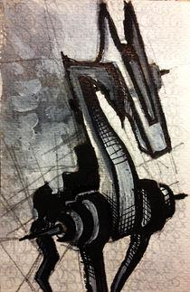 Trojan horse by Dora Vukicevic