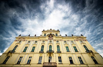 Prag, Erzbischöfliches Palais, Prager Burg von Matthias Hauser