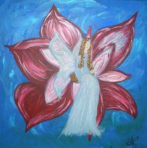 Blütenelfe von Nicola Bruderer