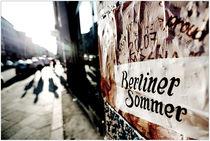 Berliner Sommer by Dirk Noelle