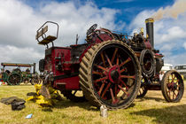 A traction engine von Christopher Kelly