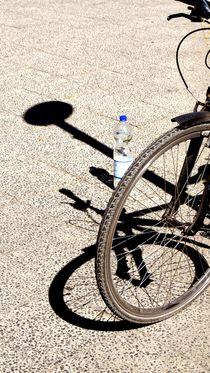 bike and shadow 1 - rad und schatten 1 von mateart