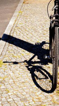 bike and shadow 2 - rad und schatten 2 by mateart