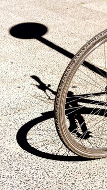 bike and shadow 3 - rad und schatten 3 by mateart
