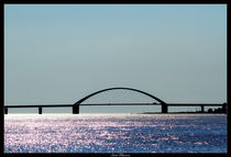 Fehmarnsund Brücke  by Uwe Hennig