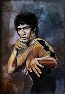 Bruce Lee by andy551