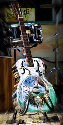 Dreamguitar by Uwe Karmrodt